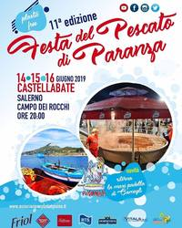 Festa del Pescato di Paranza Castellabate 2019