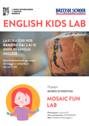 Mosaic Fun Lab Paestum