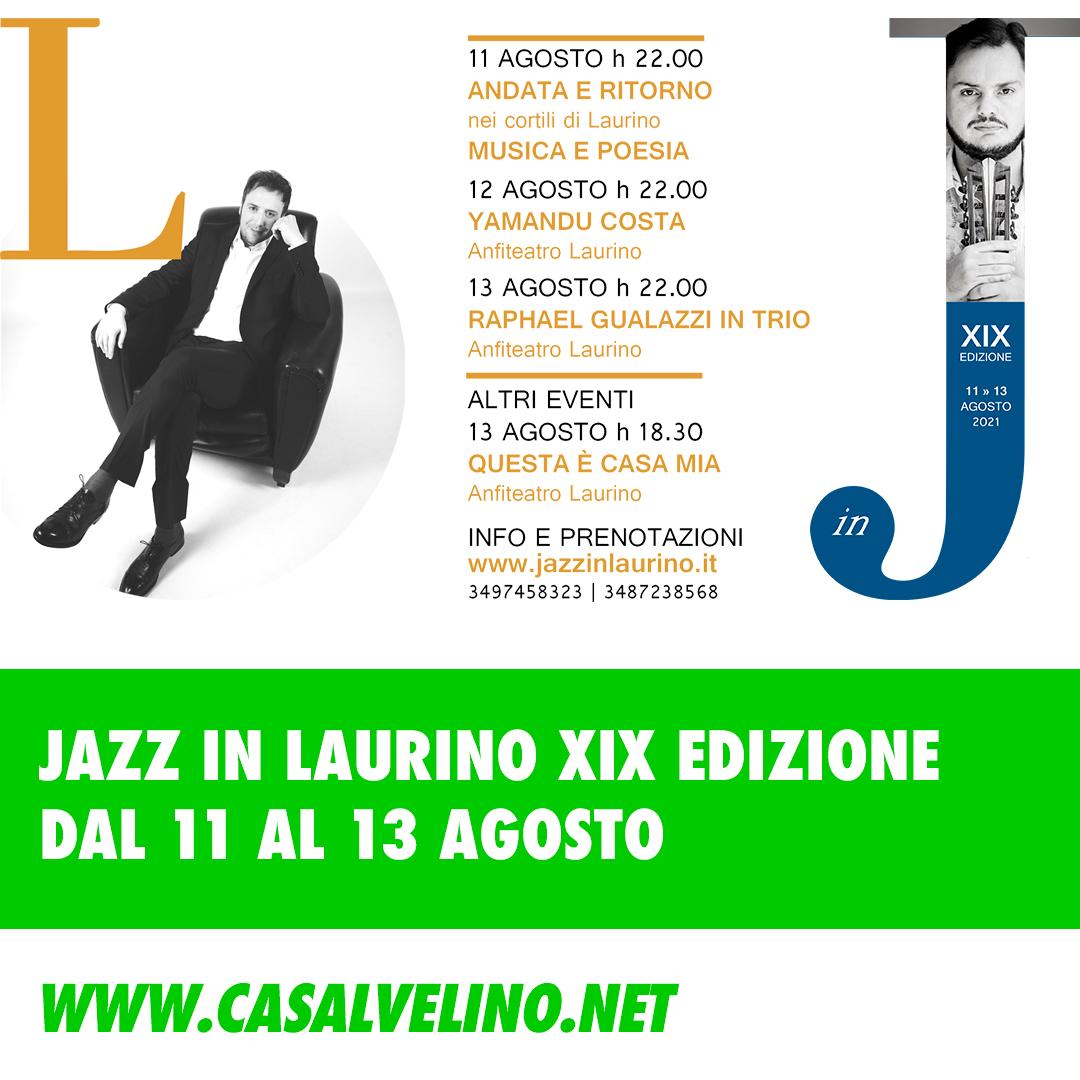 Raphael Gualazzi e Yamandu Costa al festival Jazz in Laurino