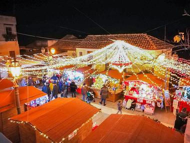 mercatini natale castellabate 2019