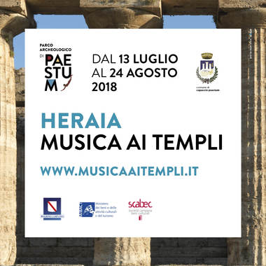 Concerti a Paestum con Heraia-Musica ai Templi