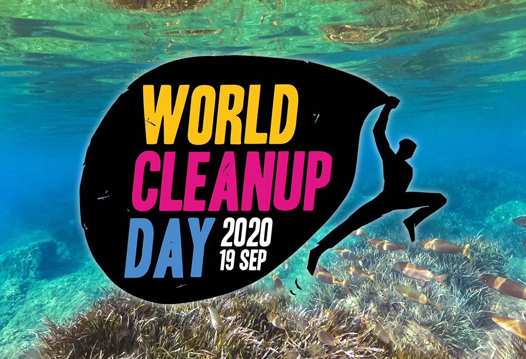 World Cleanup Day 2020 Marina di Casal Velino