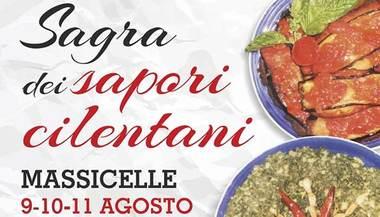Sagra deiSapori Cilentani 2019 Massicelle Cilento