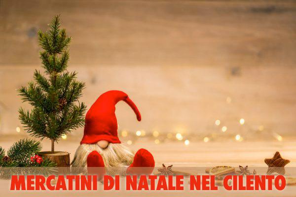 Mercatini di Natale nel Cilento 2018